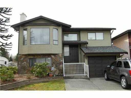 Main Photo: 1160 SHELTER Crescent in Coquitlam: New Horizons House for sale : MLS®# V897479