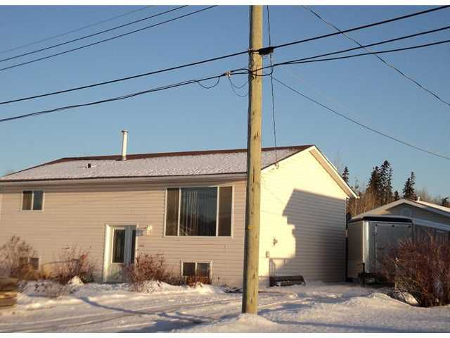 """Main Photo: 5208 COTTONWOOD Road in Fort Nelson: Fort Nelson -Town House for sale in """"EAST SUB"""" (Fort Nelson (Zone 64))  : MLS®# N212274"""