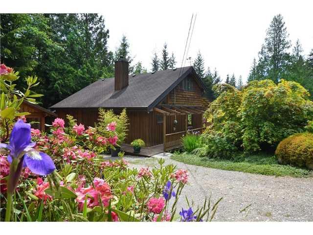 Main Photo: 2931 GRAUMAN RD: Roberts Creek House for sale (Sunshine Coast)  : MLS®# V955183