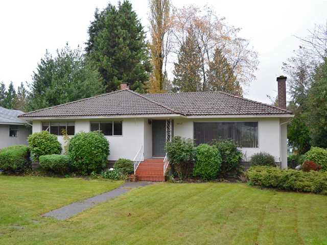 """Main Photo: 1645 HARBOUR Drive in Coquitlam: Harbour Place House for sale in """"HARBOUR PLACE"""" : MLS®# V1035203"""