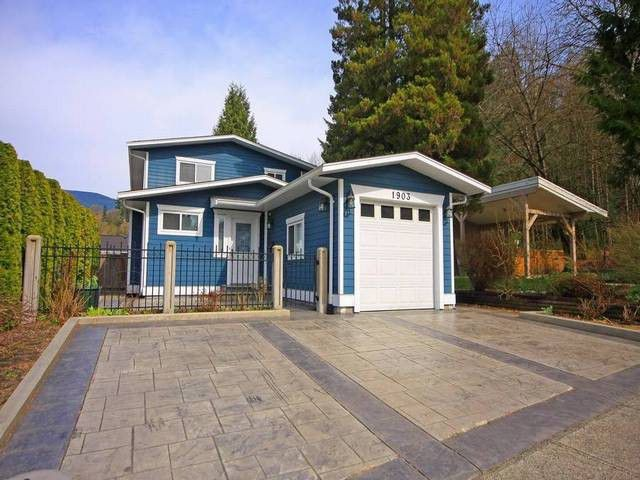 """Main Photo: 1903 LODGE Drive in Coquitlam: River Springs House for sale in """"RIVER SPRINGS"""" : MLS®# V1053767"""