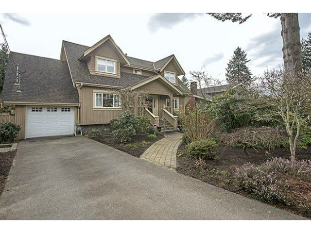 Main Photo: 2262 GALE Avenue in Coquitlam: Central Coquitlam House for sale : MLS®# V1106150