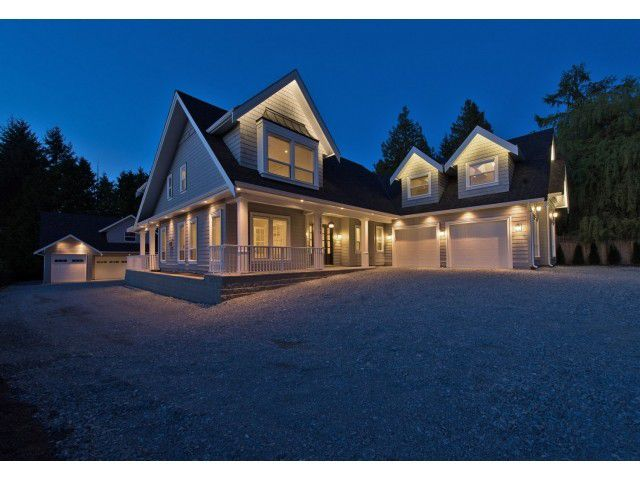 "Main Photo: 23679 40TH Avenue in Langley: Campbell Valley House for sale in ""East Murrayville"" : MLS®# F1440315"