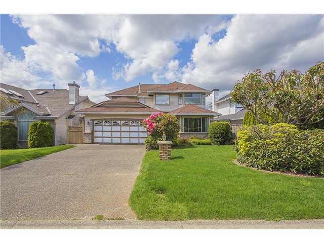 """Main Photo: 1265 BENNECK Way in Port Coquitlam: Citadel PQ House for sale in """"CITADEL HEIGHTS"""" : MLS®# V1126621"""