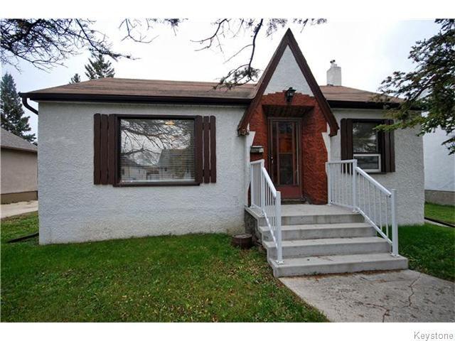 Main Photo: 50 Morier Street in WINNIPEG: St Vital Residential for sale (South East Winnipeg)  : MLS®# 1529985
