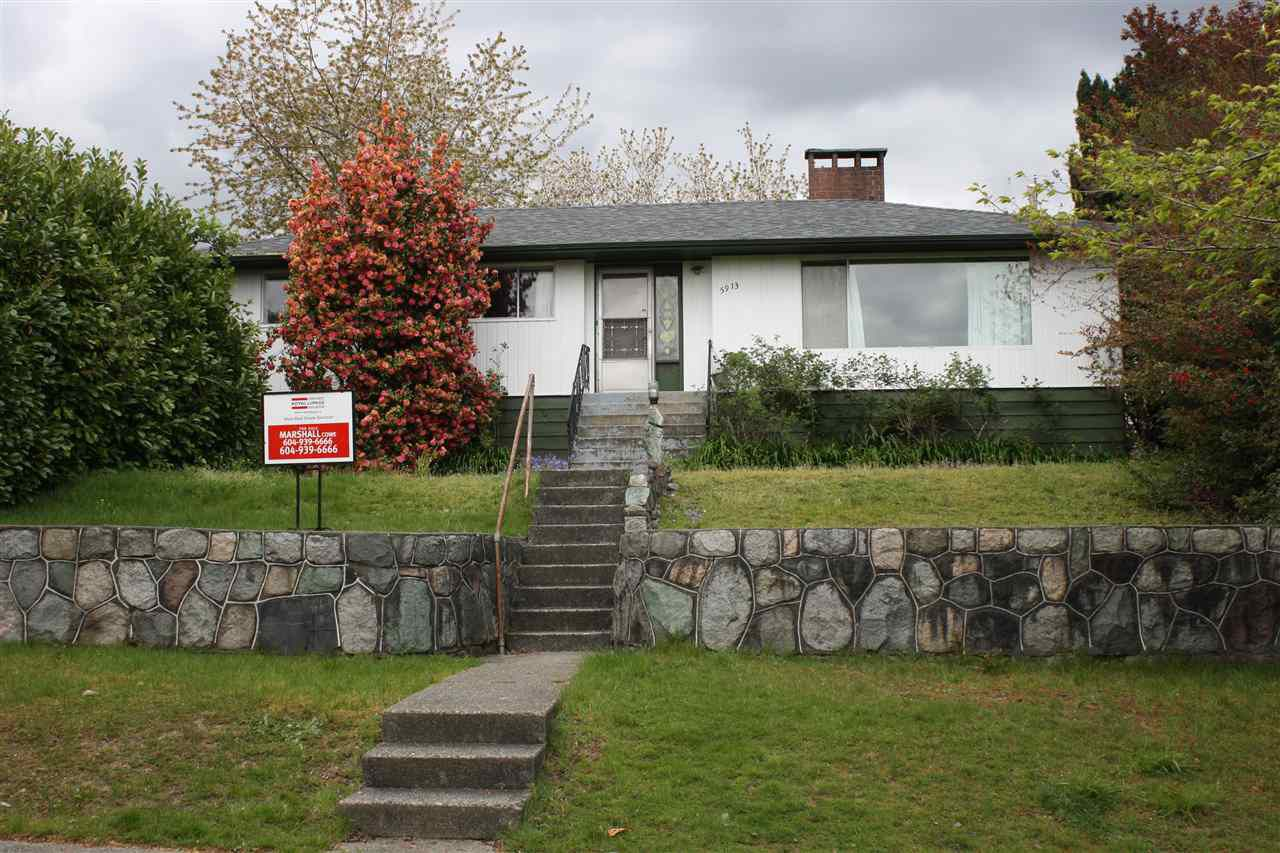 Main Photo: 5913 CHARLES Street in Burnaby: Parkcrest House for sale (Burnaby North)  : MLS®# R2055720