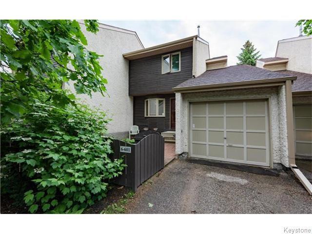 Main Photo: 601 St Anne's Road in Winnipeg: St Vital Condominium for sale (South East Winnipeg)  : MLS®# 1614917