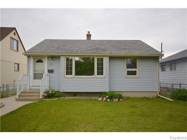 Main Photo: Chalmers Avenue East in Winnipeg: Residential for sale : MLS®# 1615696