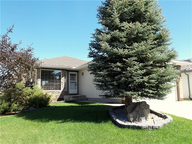 Main Photo: 523 SHEEP RIVER Close: Okotoks House for sale : MLS®# C4075355