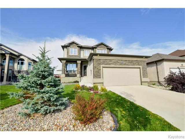 Main Photo: 35 Edenwood Place in Winnipeg: Royalwood Residential for sale (2J)  : MLS®# 1626316