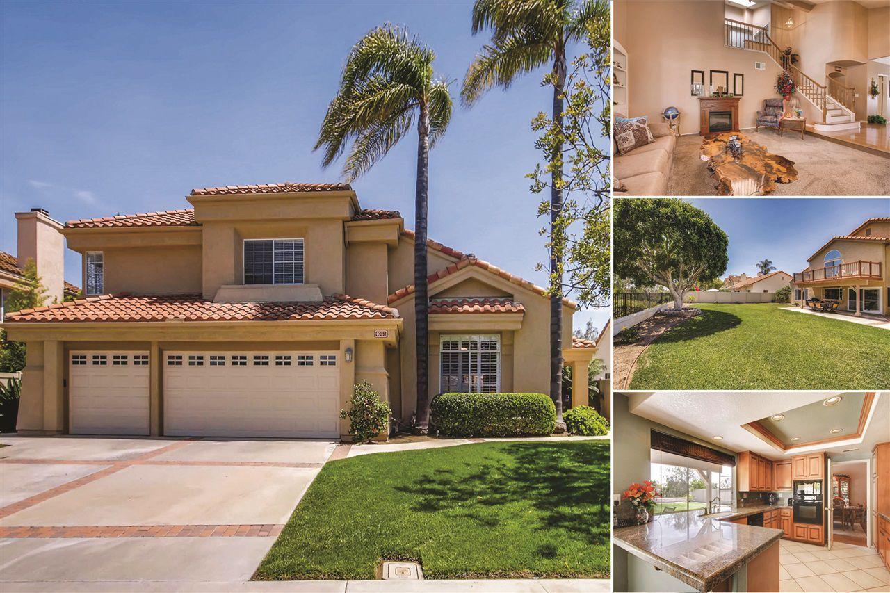 Main Photo: OCEANSIDE House for sale : 4 bedrooms : 4051 Via De La Paz