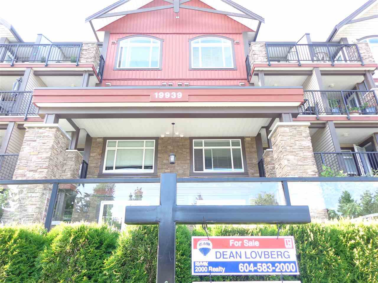 """Main Photo: 307 19939 55A Avenue in Langley: Langley City Condo for sale in """"MADISON CROSSING"""" : MLS®# R2173629"""