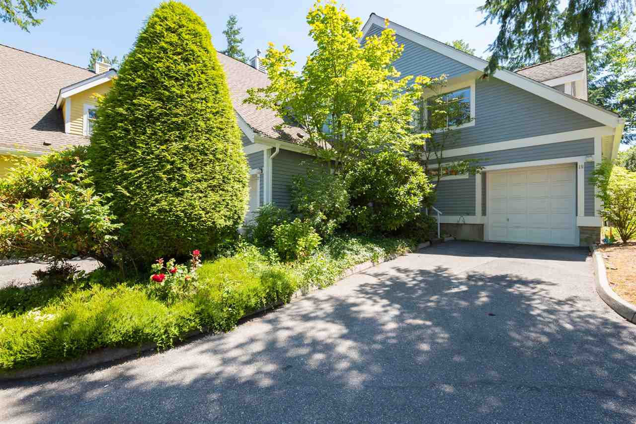 """Main Photo: 18 4847 219 Street in Langley: Murrayville Townhouse for sale in """"Waterford Ridge"""" : MLS®# R2183120"""