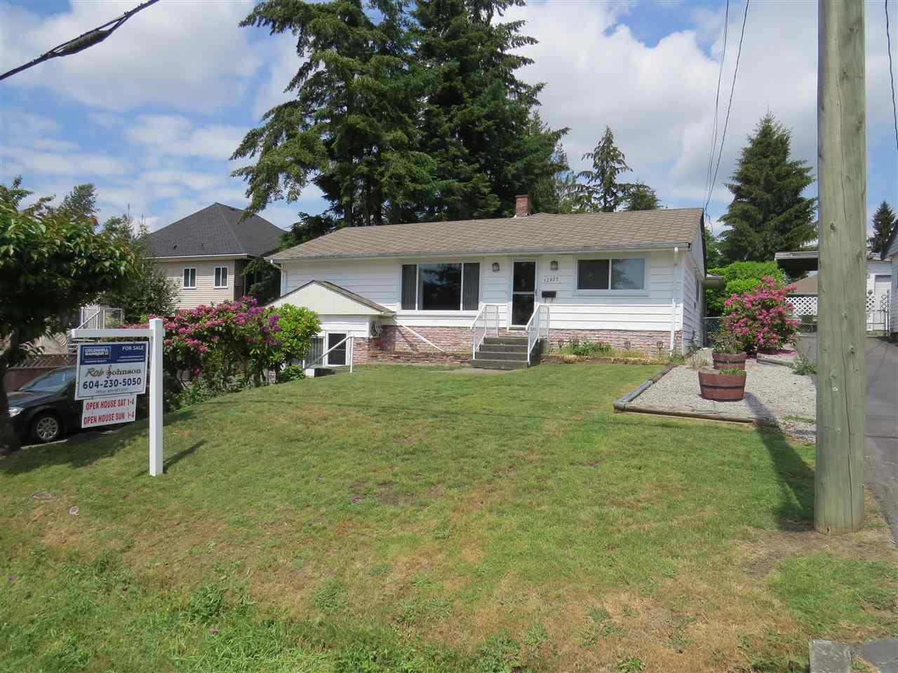 Main Photo: 12827 99 Avenue in Surrey: Cedar Hills House for sale (North Surrey)  : MLS®# R2200337