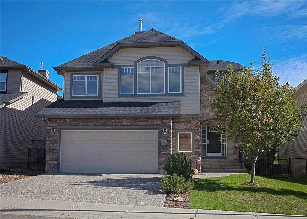 Main Photo: 82 DRAKE LANDING Common: Okotoks House for sale : MLS®# C4137553