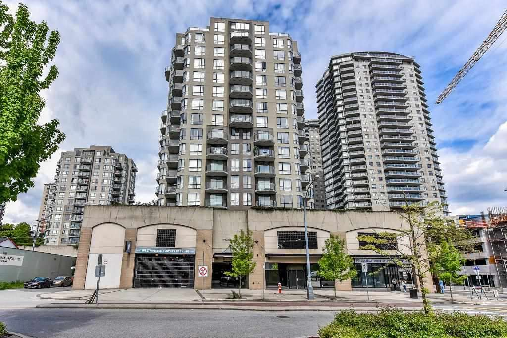 Main Photo: 1105 55 TENTH STREET in New Westminster: Downtown NW Condo for sale : MLS®# R2205143