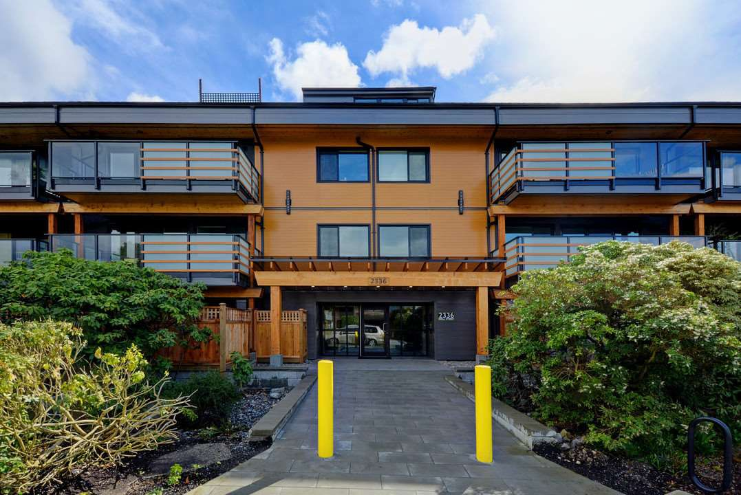 """Main Photo: 306 2336 WALL Street in Vancouver: Hastings Condo for sale in """"Harbour Shores"""" (Vancouver East)  : MLS®# R2250554"""