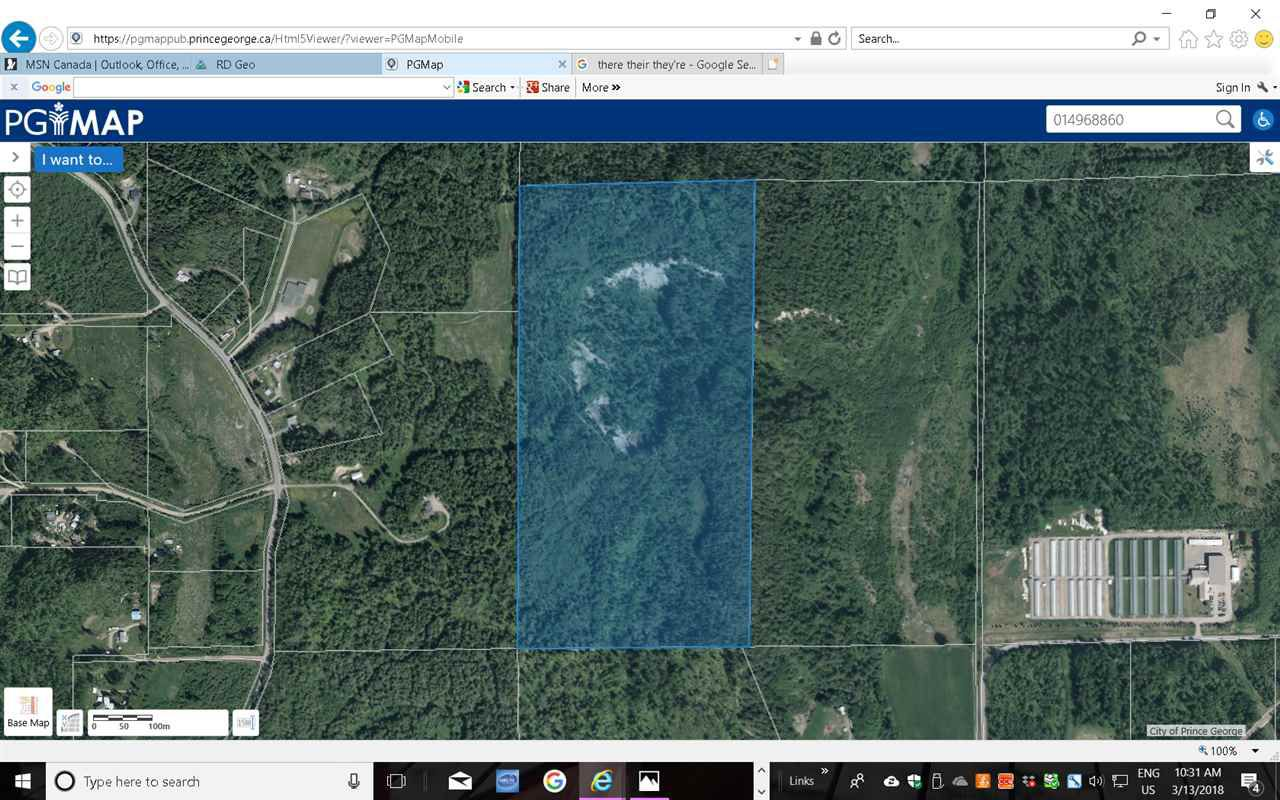 Main Photo: OLD SUMMIT LAKE ROAD in Prince George: Old Summit Lake Road Home for sale (PG City North (Zone 73))  : MLS®# R2251718