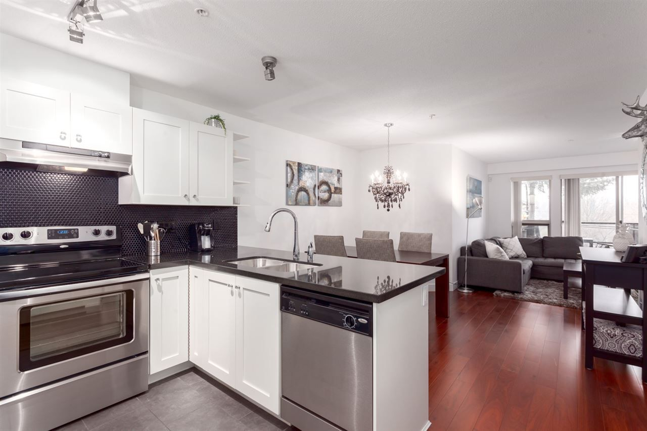 "Main Photo: 205 4550 FRASER Street in Vancouver: Fraser VE Condo for sale in ""CENTURY"" (Vancouver East)  : MLS®# R2257241"