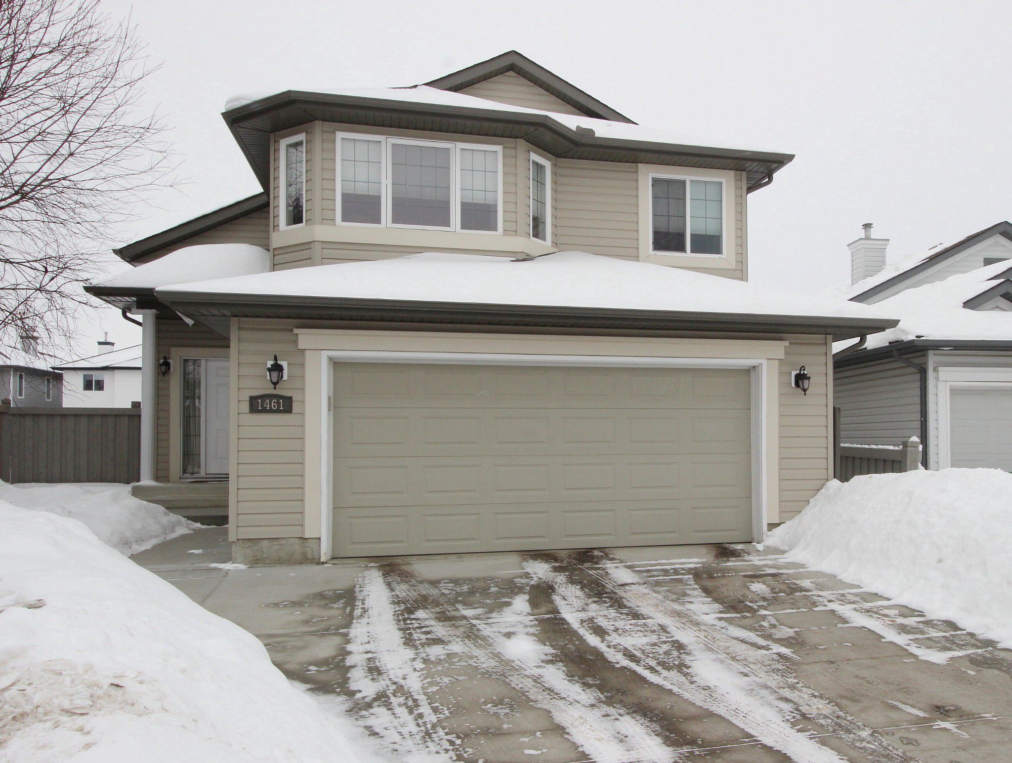 Main Photo: 1461 McMillian Way SW in Edmonton: House for sale