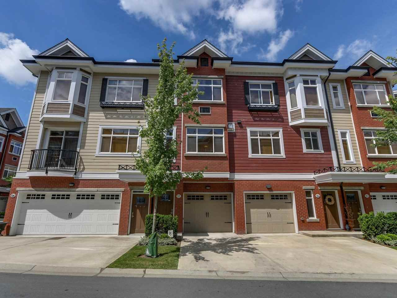 Main Photo: 125 8068 207 Street in Langley: Willoughby Heights Townhouse for sale : MLS®# R2284181