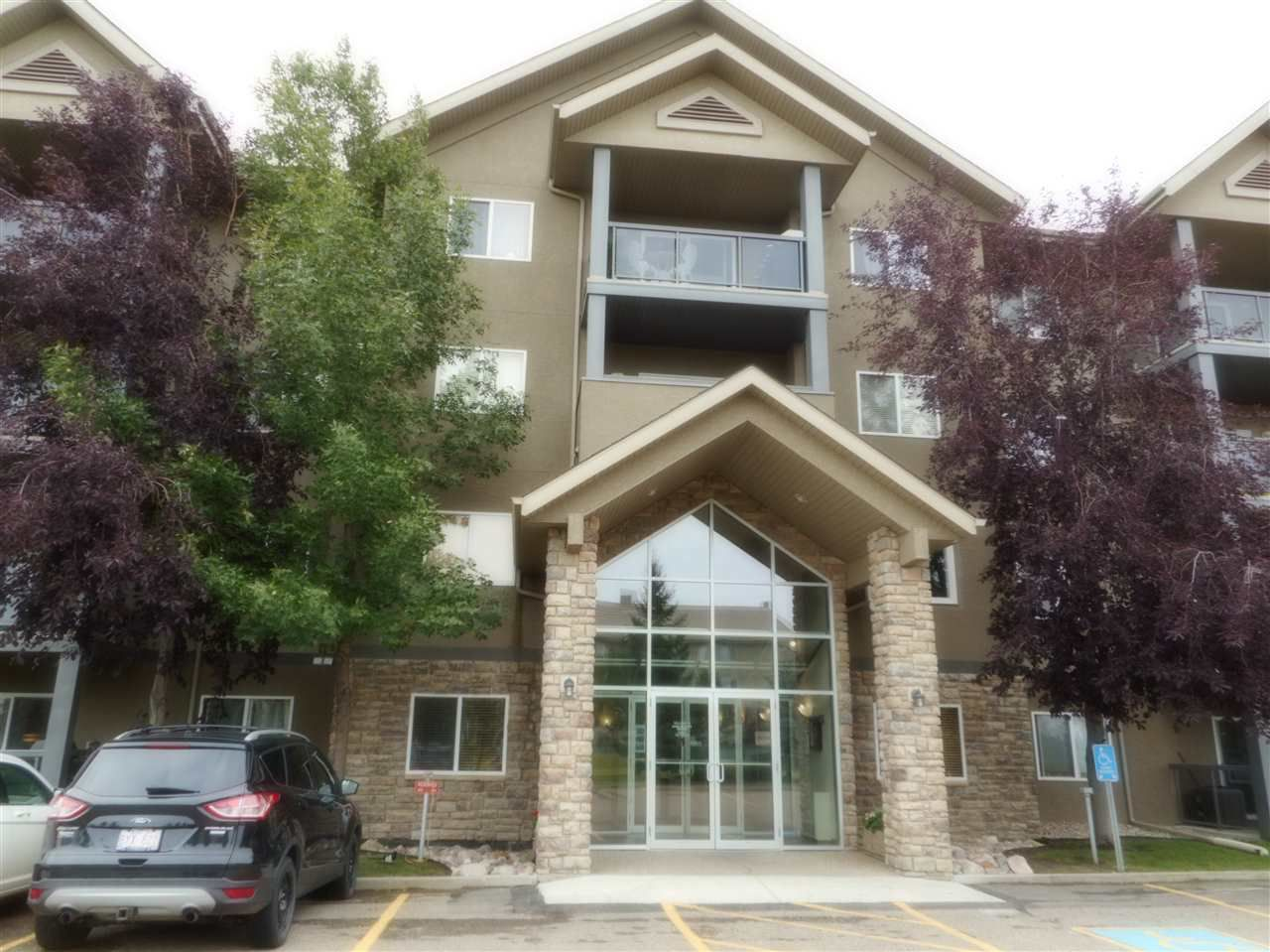 Main Photo: 434 279 Suder Greens Drive in Edmonton: Zone 58 Condo for sale : MLS®# E4126894