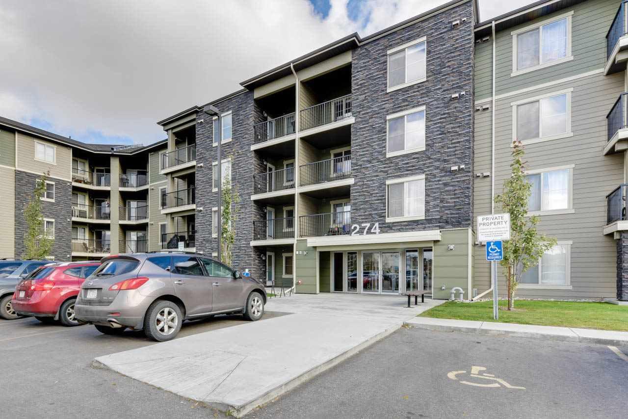 Main Photo: 317 274 McConachie Drive in Edmonton: Zone 03 Condo for sale : MLS®# E4132427