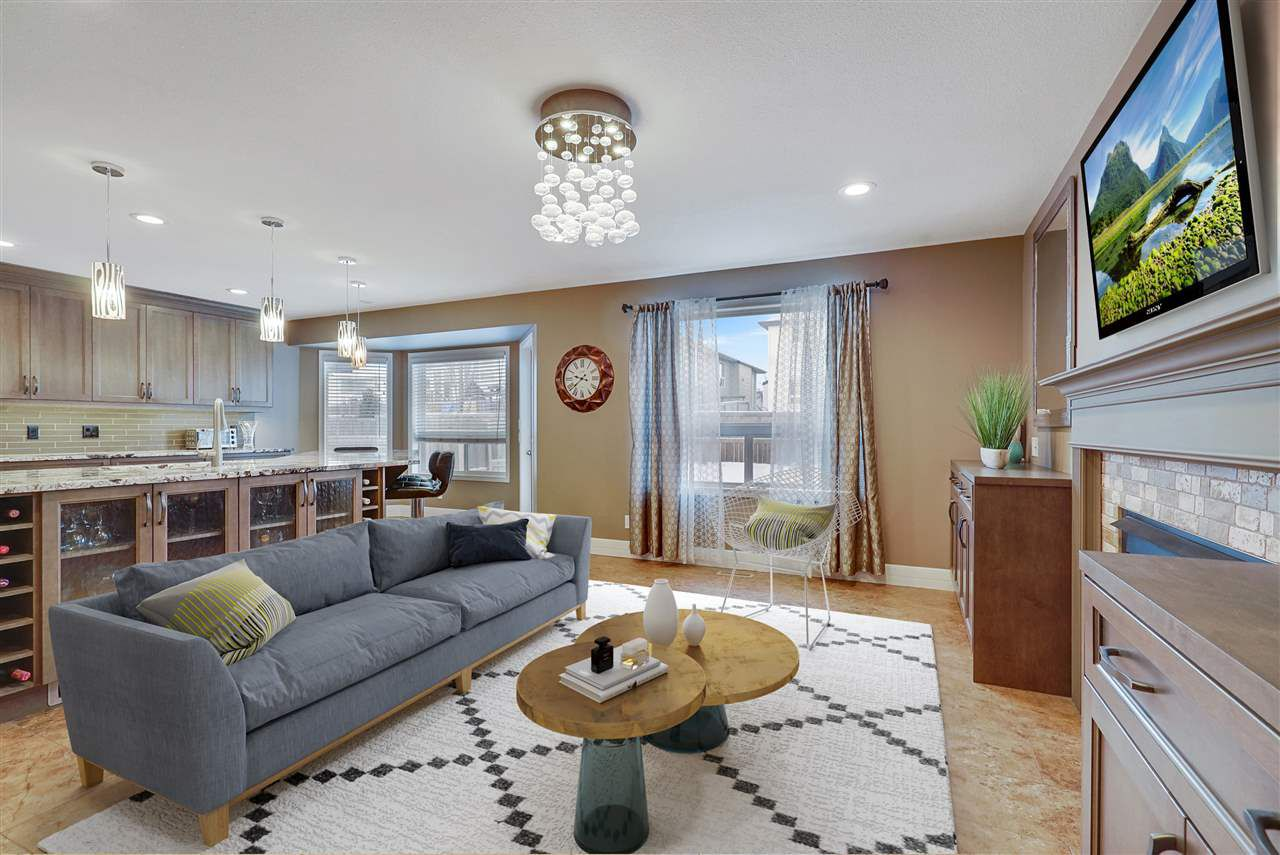 Main Photo: 76 FOXBORO Link: Sherwood Park House for sale : MLS®# E4142162