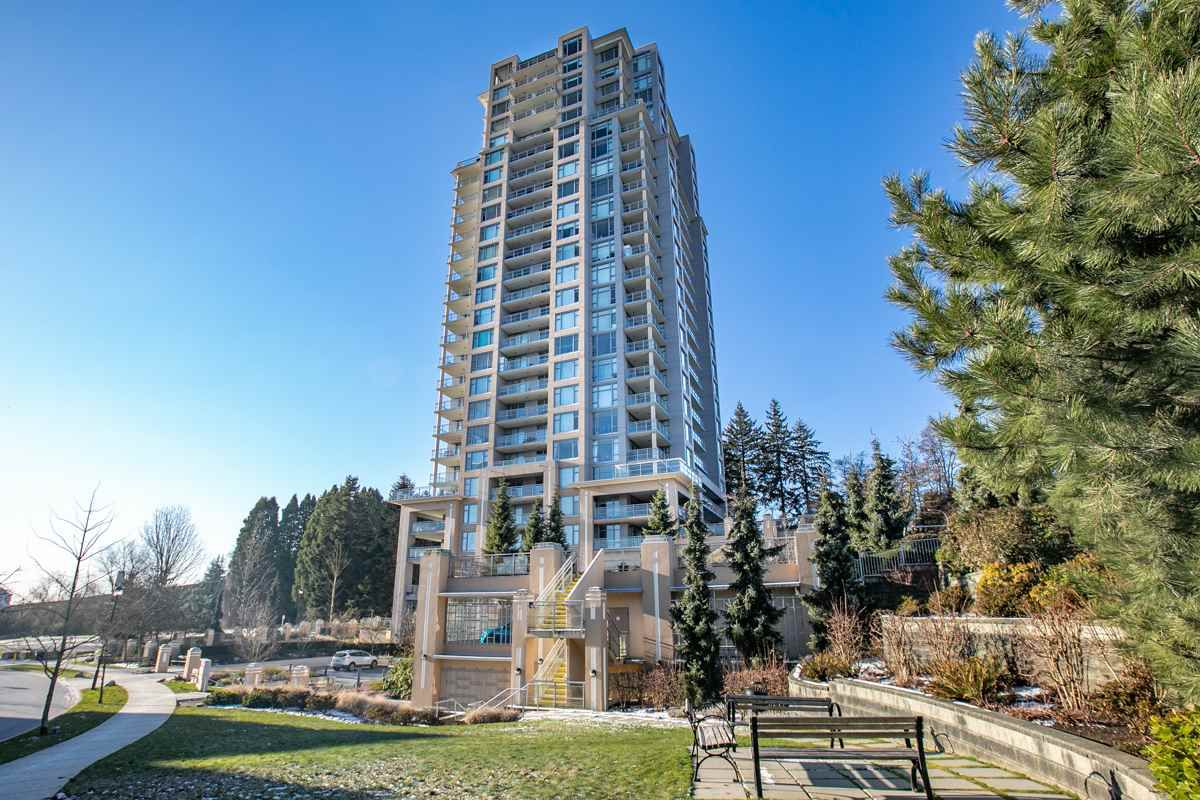 """Main Photo: 609 280 ROSS Drive in New Westminster: Fraserview NW Condo for sale in """"THE CARLYLE"""" : MLS®# R2340591"""