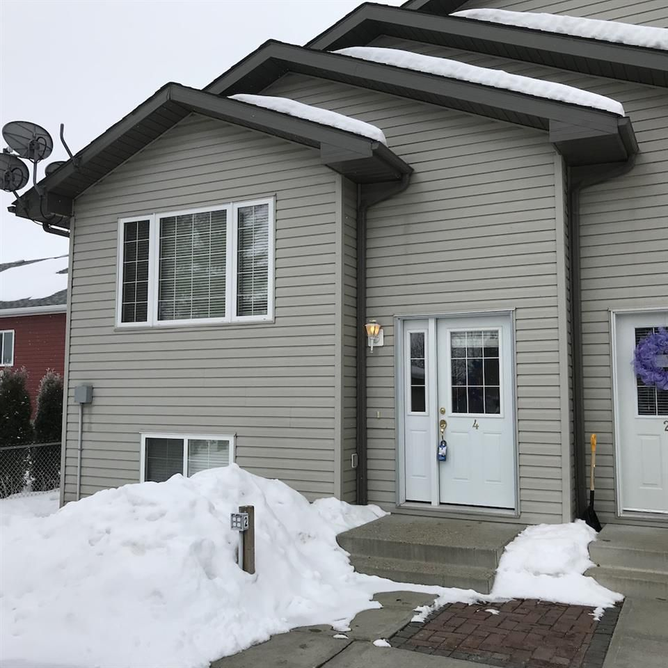 Main Photo: 4721A 47 Street: Legal Townhouse for sale : MLS®# E4146670