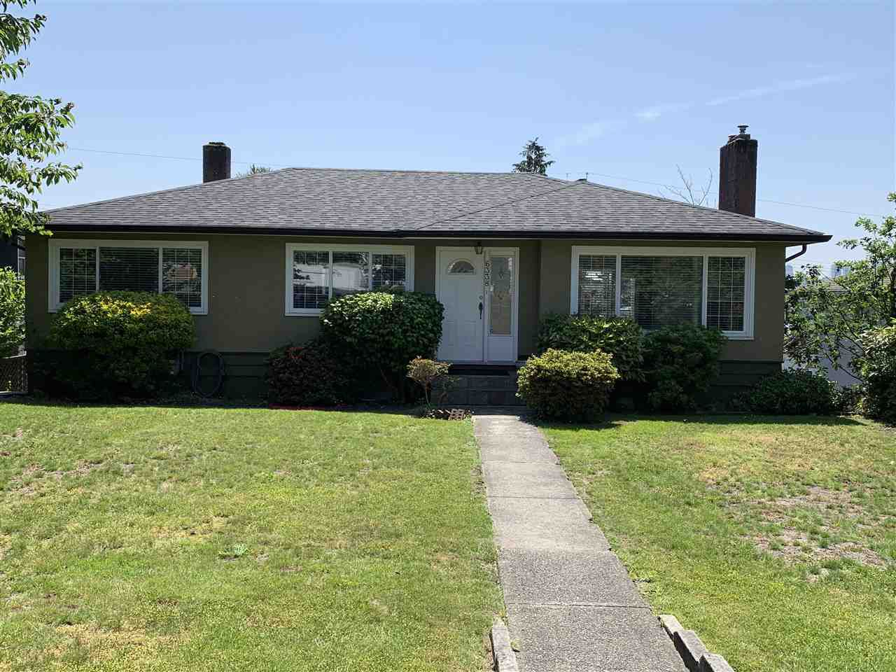 Main Photo: 6338 SUMAS Street in Burnaby: Parkcrest House for sale (Burnaby North)  : MLS®# R2375308
