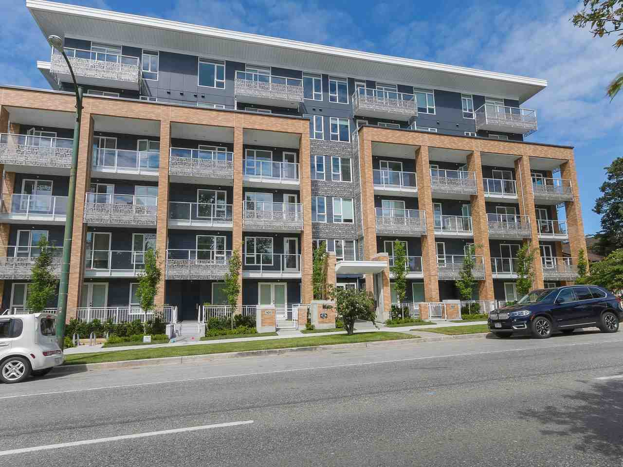 """Main Photo: 307 6933 CAMBIE Street in Vancouver: Cambie Condo for sale in """"MOSAIC CAMBRIA PARK"""" (Vancouver West)  : MLS®# R2379345"""