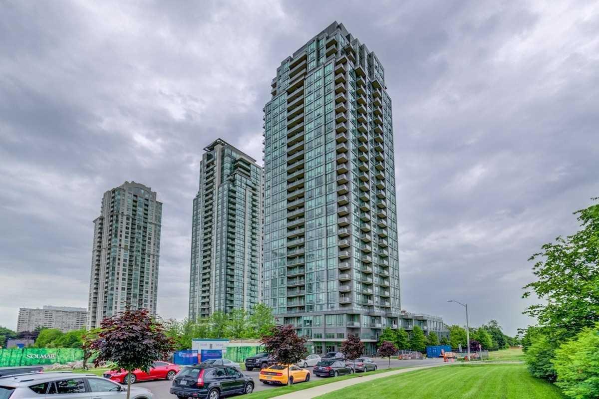 Main Photo: 2707 3525 Kariya Drive in Mississauga: City Centre Condo for sale : MLS®# W4497066