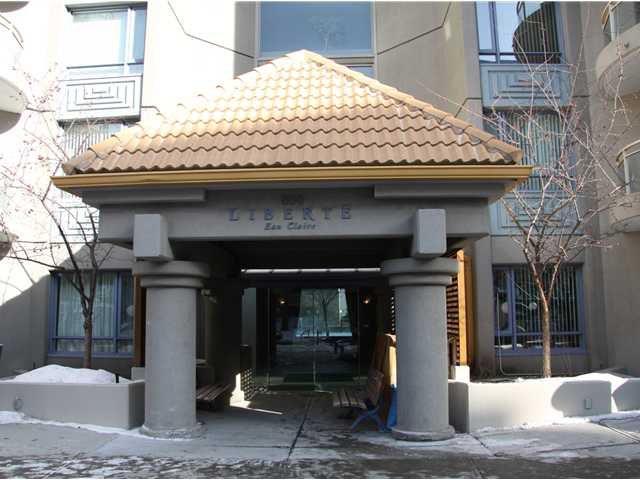 Main Photo: 105 804 3 Avenue SW in CALGARY: Eau Claire Condo for sale (Calgary)  : MLS®# C3464538