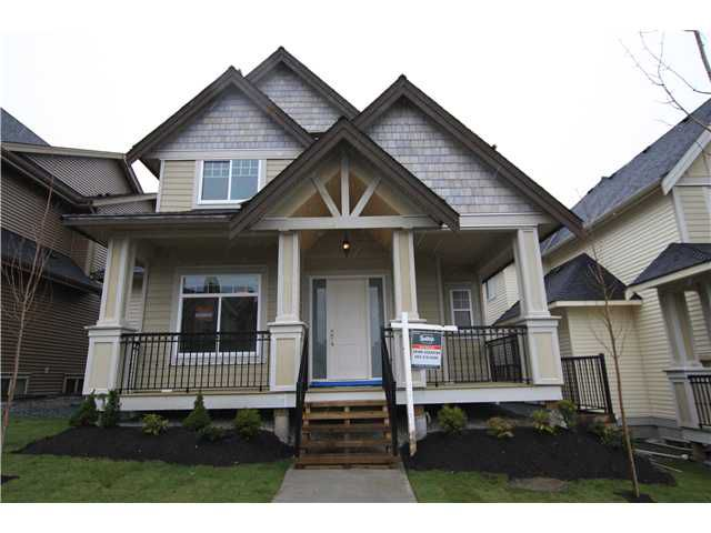 Main Photo: 1379 TRAFALGAR ST in Coquitlam: Burke Mountain House for sale : MLS®# V938022