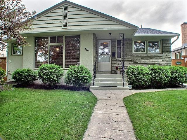 Main Photo: 764 Beaverbrook Street in Winnipeg: River Heights / Tuxedo / Linden Woods Residential for sale (South Winnipeg)  : MLS®# 1212638