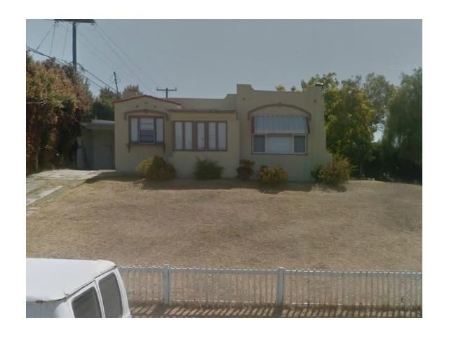Main Photo: SAN DIEGO House for sale : 2 bedrooms : 911 27th Street
