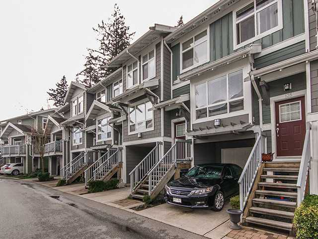 "Main Photo: 135 15168 36 Avenue in Surrey: Morgan Creek Townhouse for sale in ""SOLAY"" (South Surrey White Rock)  : MLS®# F1406859"