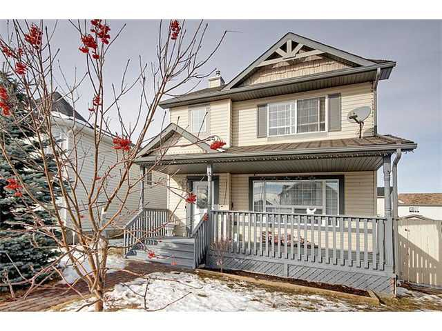 Main Photo: 122 BRIDLEWOOD Manor SW in Calgary: Bridlewood House for sale : MLS®# C3653300