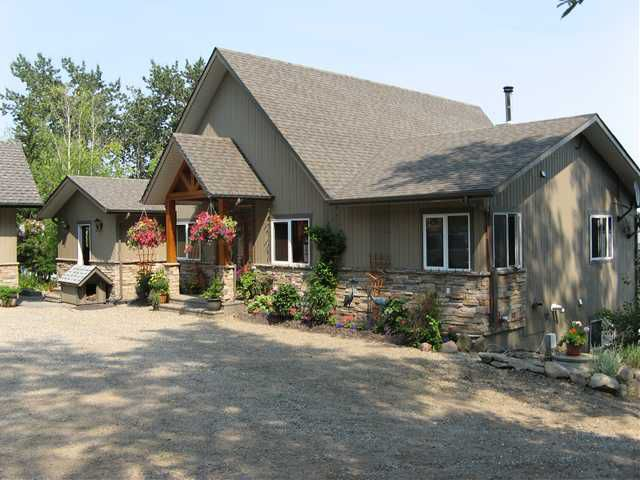 Main Photo: 13793 GOLF COURSE Road in Charlie Lake: Lakeshore House for sale (Fort St. John (Zone 60))  : MLS®# N243003