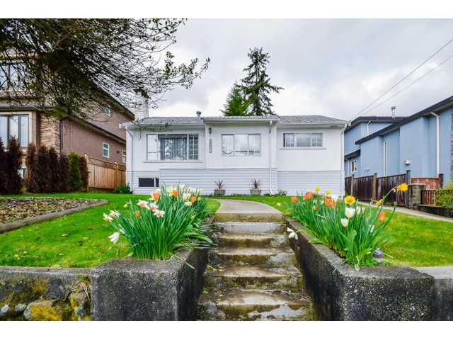 Main Photo: 8051 12TH Avenue in Burnaby: East Burnaby House for sale (Burnaby East)  : MLS®# V1112968