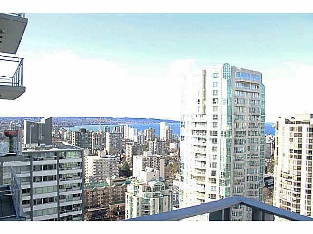 Main Photo: Vancouver Condo For Sale: 2902 1288 W. Georgia