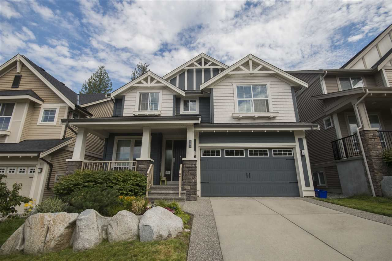 """Main Photo: 3405 DERBYSHIRE Avenue in Coquitlam: Burke Mountain House for sale in """"AVONDALE BY MORNINGSTAR"""" : MLS®# R2106289"""