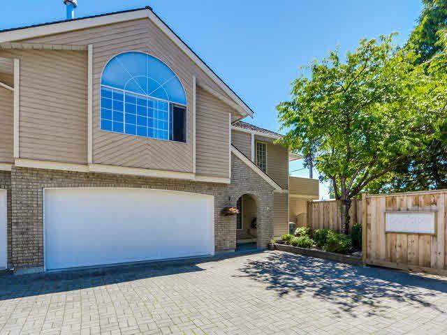 Main Photo: 6 5501 LADNER TRUNK ROAD in Ladner: Home for sale : MLS®# V1131329