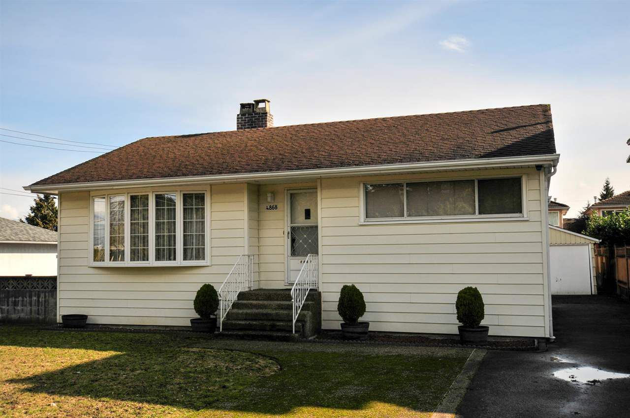 Main Photo: 4868 SMITH Avenue in Burnaby: Central Park BS House for sale (Burnaby South)  : MLS®# R2141670