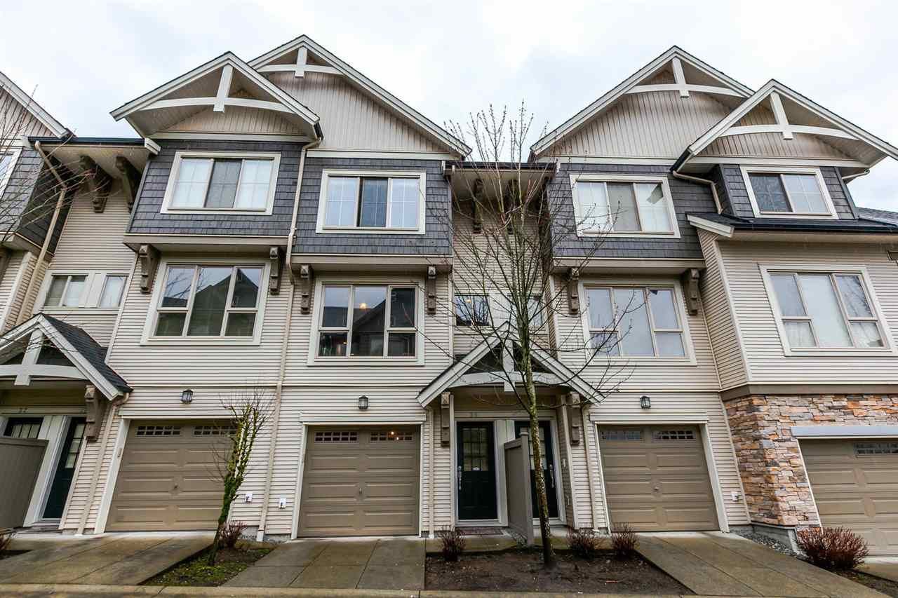"Main Photo: 30 1362 PURCELL Drive in Coquitlam: Westwood Plateau Townhouse for sale in ""WHITETAIL LANE"" : MLS®# R2146428"