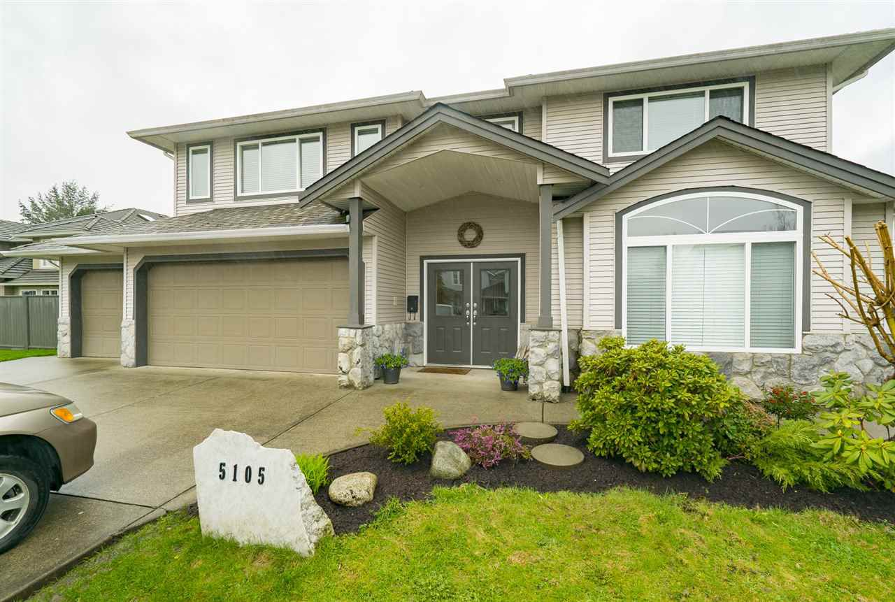 "Main Photo: 5105 214A Street in Langley: Murrayville House for sale in ""Murrayville"" : MLS®# R2151155"