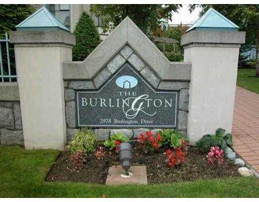 "Main Photo: 2978 BURLINGTON Drive in Coquitlam: North Coquitlam Condo for sale in ""THE BURLINGTON"" : MLS®# V627386"