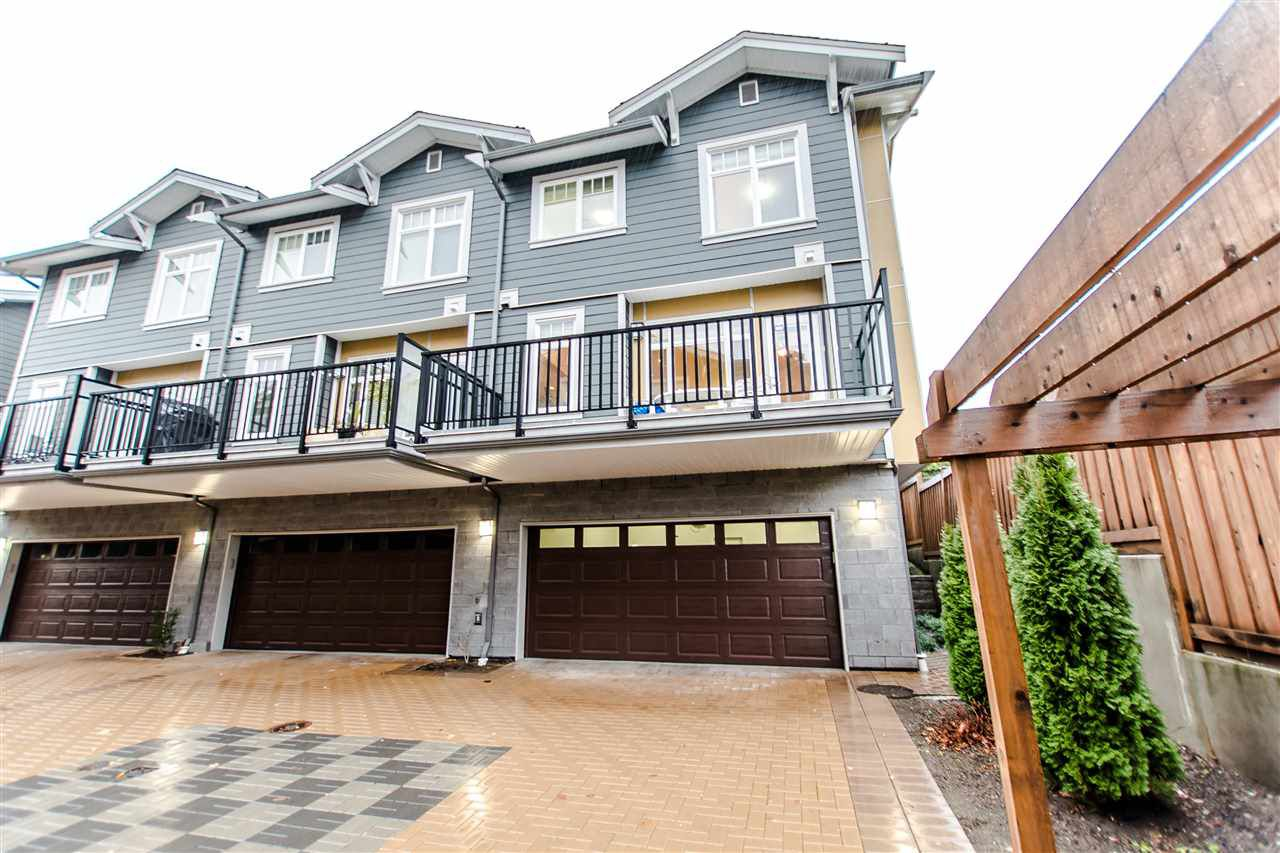 """Main Photo: 110 801 RODERICK Avenue in Coquitlam: Coquitlam West Townhouse for sale in """"THE VILLAGE"""" : MLS®# R2225420"""