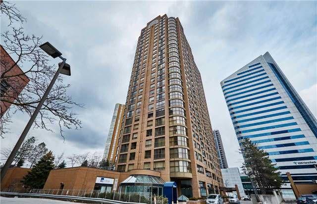 Main Photo: 2708 100 Upper Madison Avenue in Toronto: Lansing-Westgate Condo for sale (Toronto C07)  : MLS®# C4071362